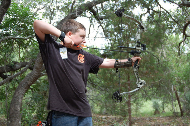 youth beginner compound bow