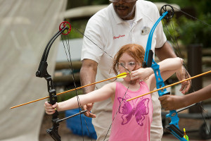 Child compound bow 2