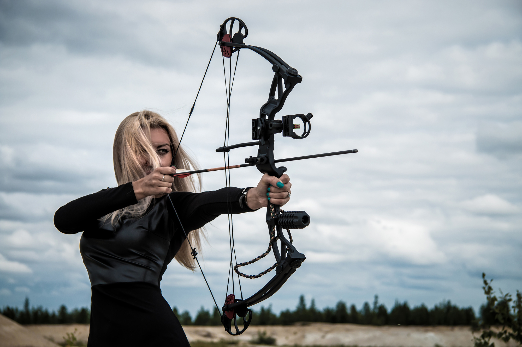 How To Choose Compound Bow Accessories